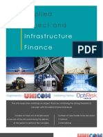 Applied Project and Infrastructure Finance