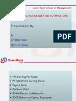 ratios presentation