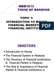 CHAPTER 1 - INTRODUCTION TO MONEY[1]