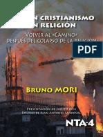 Bruno MORI Por Un Cristianismo Sin Relig