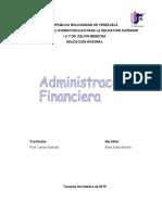 Flujo de Fondo de Instituciones y Mercados Financieros
