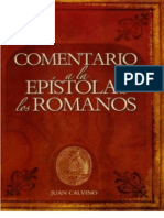 Juan Calvino ROMANOS