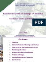 FIRA_Extraccion_Forestal_Durango_Chihuahua_Analisis_Costos_Rentabilidad