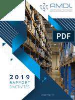 Rapport Activité 2019 AMDL FR
