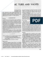 Electronic Valves, RSGB Handbook, 5th Edition (HQ)