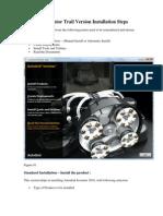 Autodesk Inventor Trail Version Installation Steps