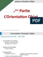 2 Conception Oriente Objet - IsT 2020