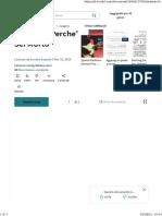 Maramao Perche' Sei Morto | PDF
