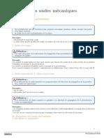 NOUHA RAMADAN DEVOIR PC Cours 2 _ Les Ondes Mécaniques Progressives (Www.adrarPhysic.fr)