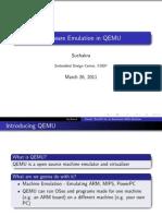 Hardware Emulation in QEMU - v2