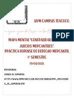 GENERALIDADES DE LOS JUICIOS MERCANTILES
