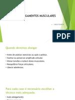 alongamento prática pdf