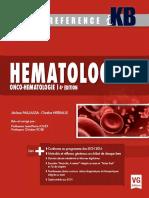 IKB Hématologie, Onco-hématologie 4e Éd