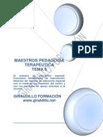 MAESTROS PEDAGOGÍA TERAPÉUTICA TEMA 8