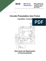 MR 11 Cavallino Cursor Circuito Pneumatico Freios - Português