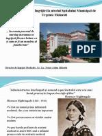 Auditul Planului de Ingrijiri La Nivelul Spitalului Municipal de Urgenta Moinesti