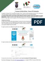 Guida al Wifi gratis in piazza XX Settembre
