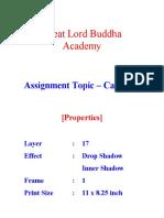 Great Lord Buddha Academy