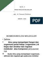Biolgi molekuler