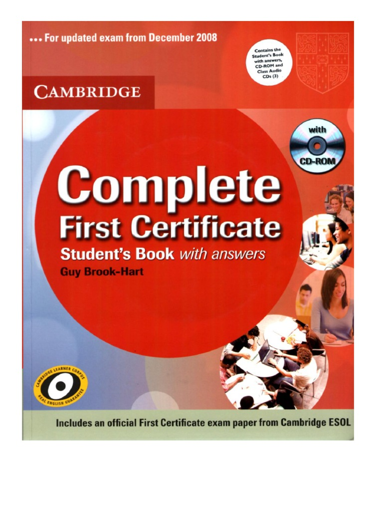 Workbooks workbook to accompany medical assisting answers : Complete FCE- SB+ answers