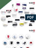 Bruehl EURO Pricelist 2011