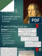 1. Hegel. Introduzione