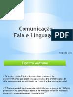 EpectroAutismo Comunicação Fala e Linguagem