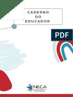 CADERNO DO EDUCADOR