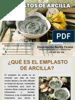 Emplastos de Arcilla Luz y Armonia Peru