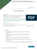 Avaliação instrumental do equilíbrio e da marcha na depressão_ Uma revisão sistemática - ScienceDirect