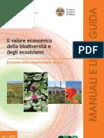 Economia della biodiversità