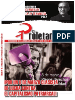 El Proletario Nº 10 - UST-ES