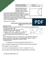 Epreuve de Maths 4