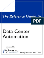 Guide to Data Center Automation