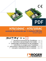 MANUAL h70-104ac-105ac-istruzioni-is83-rev07