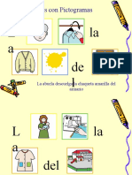frases en pictogramas nº 4
