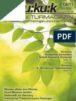 kukuk-Magazin, Ausgabe 4/2011