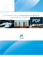 Informe economico Comunidad Madrid elab.por LaCaixa