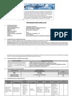 Programacion Curricular Taller de Programacion Distribuida - 2021