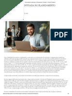 Depreciação incentivada no Planejamento Tributário - Portal de Auditoria