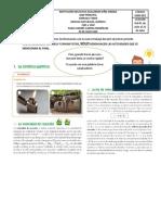 Plan de Mejoramiento Química 11 p1