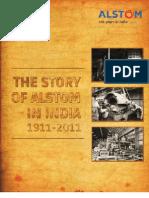 Alstom 100 year