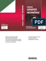 Manual Urgente Neonatale bebe copii