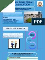 CONTRATACIÓN DIRECTA - grupo 3