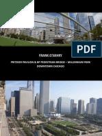 Presentazione Pritzker Pavilion