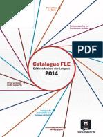Catalogue Fle 2014