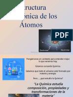 Estructura Electrónica de los Átomos _GS
