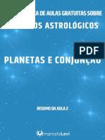 AULA 2 Planetas e Conjunção (1)