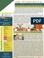 Shobhit University Vol3 Issue 10