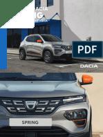 Brochure Dacia Spring